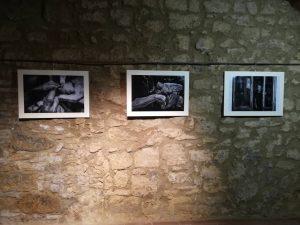 Le fotografie in mostra