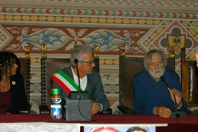 Gino Strada Volterra